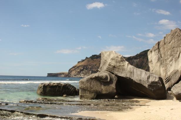 Capones Island