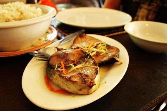 The Fresh Grilled Tuna