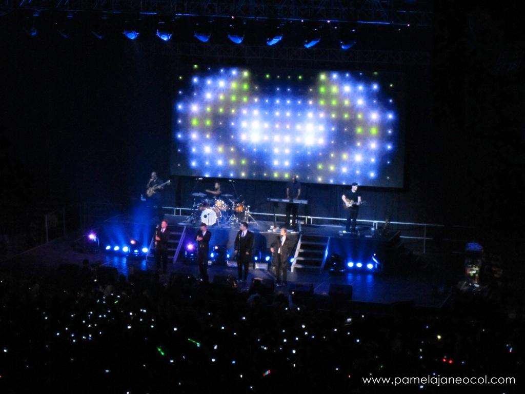 Westlife Live in Manila