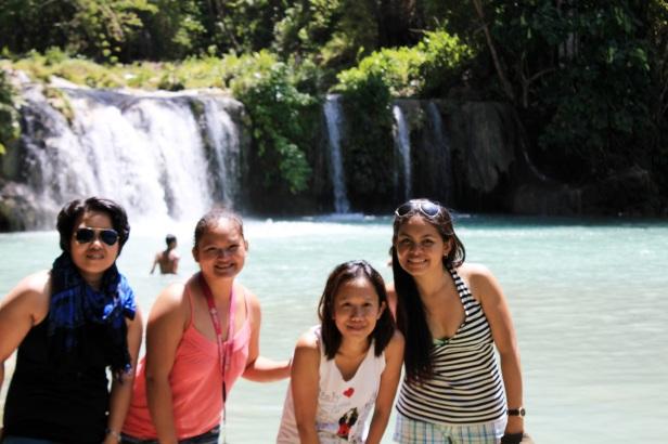 Siquijor Cambuhagay Falls