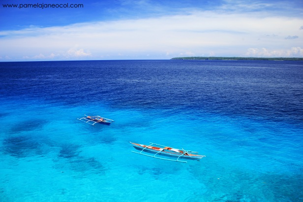 Siquijor white sand beach
