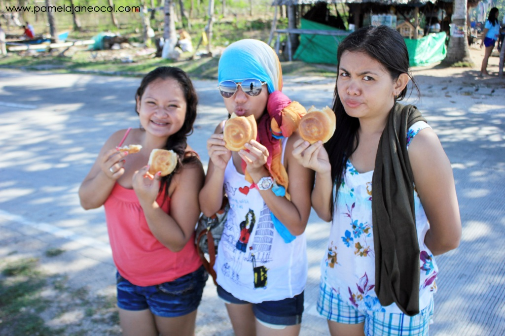 Siquijor bread