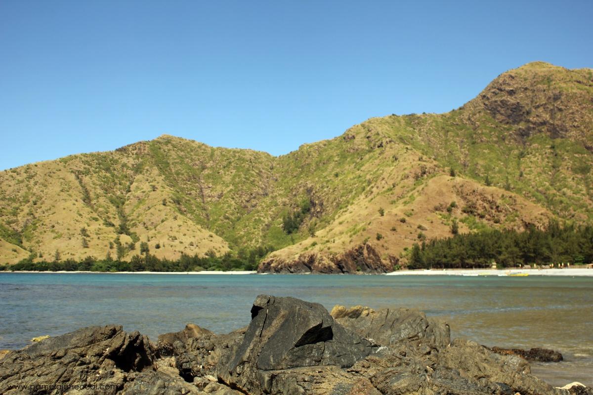 Anawangin Cove